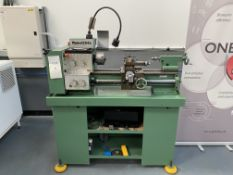 Myford 254s Hobby Lathe, Serial No. ZS164056 EIC with Powercross & Longitudinal Feeds with Tooling