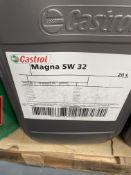 20L Castrol Hyspin AWS 22(full) & 23 (half)