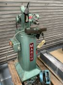 March Tool & Cutter Grinder, MK M1-87, Capacity 305mm x 150mm Diameter, Serial No. M15044