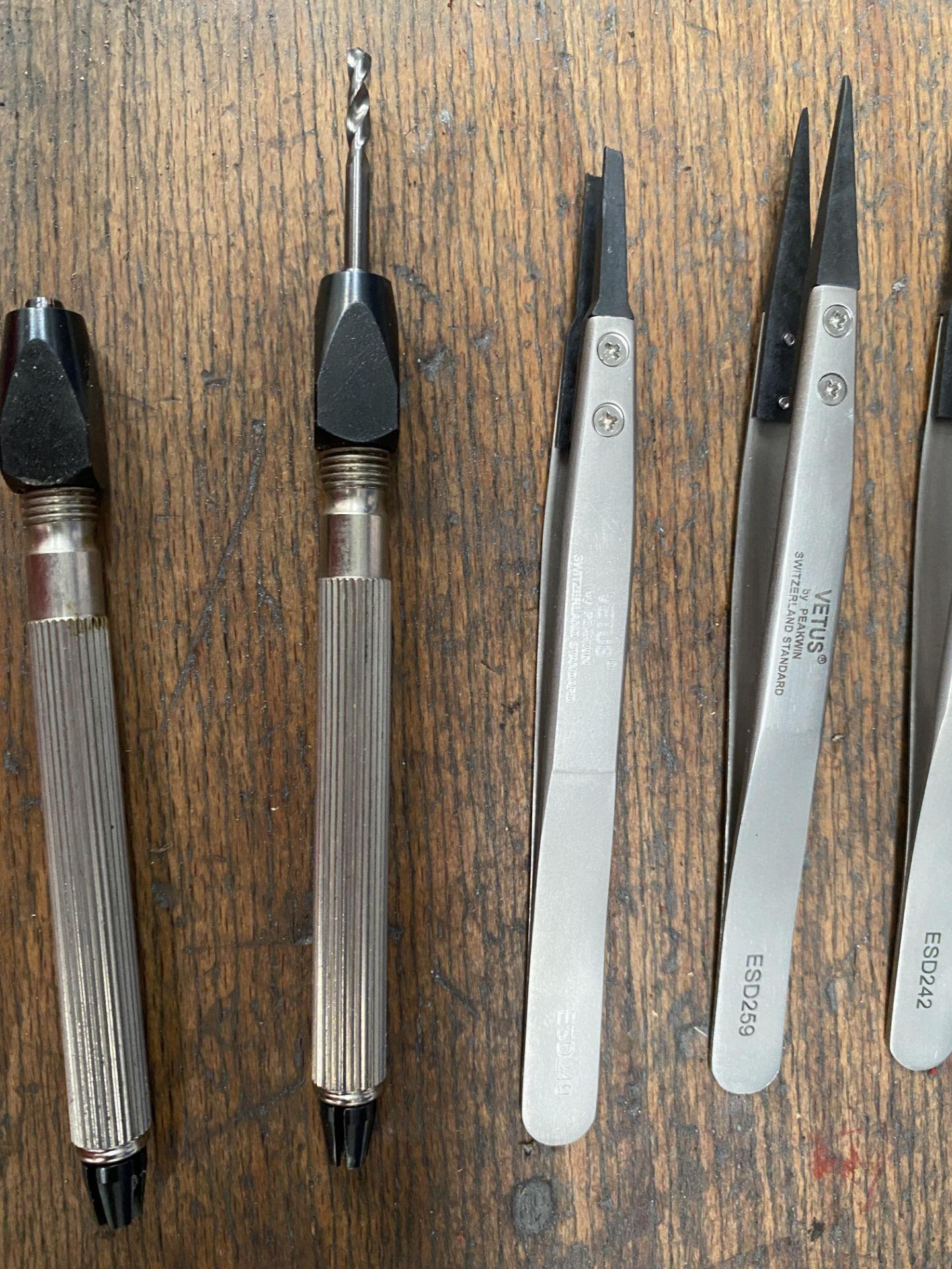 Assorted Vetus Precision Tools & Files - Image 4 of 8