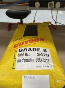 2: Guyson Grade 8 Honite High Performance Blast Media 25Kg Unopened
