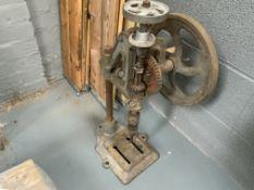 Bradson Vintage Pillar Drill