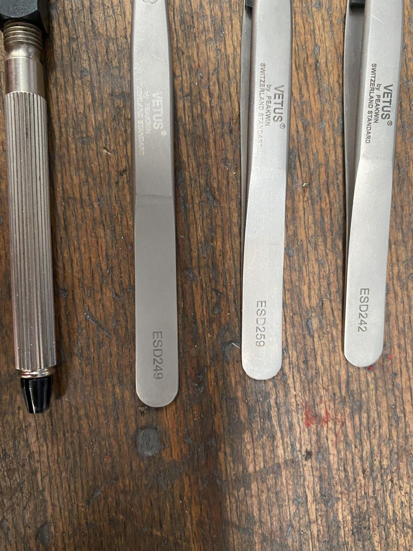 Assorted Vetus Precision Tools & Files - Image 5 of 8
