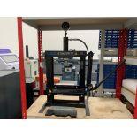 SGS Model SHBP10M Hydraulic Shop Press