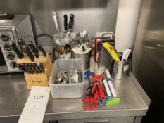Quantity of Kitchen Utensils