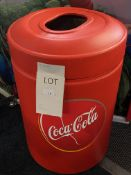 2: Coca Cola Branded Waste Bins