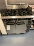 Blue Seal Range Cooker with Oven (Spares or Repair)
