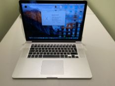 "Apple Macbook Pro Retina 15"" Early 2013"