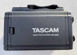 Tascam Linear PCM Recorder DR-60D, Swrial No.0060771