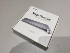 Apple Wireless Multi touch Magic Trackpad, Silver, In Original Box
