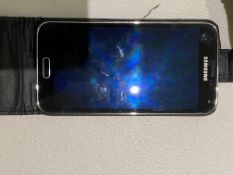 Samsung Smartphone - No Charger or Pin Code