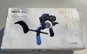 RL DSLR RL-02 Movie Kit Shoulder Mount