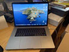 "Apple Macbook Pro 15"" 2016 - Purchased February 2017"