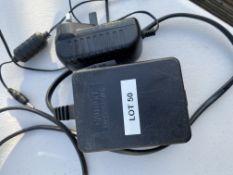 CZJUTAI AC Adaptor, Model JY-1500 & AuroLite Model HG-T16C24100B 0.6a Max Adaptor