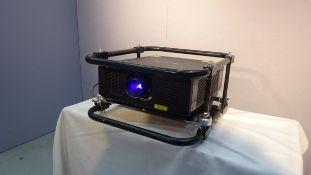Panasonic 12K Laser Projector PT-RZ120 WUXGA DLP Solid Shine Low Usage Projector Running Time