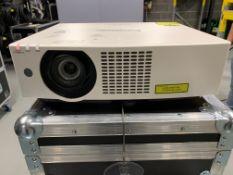 Panasonic PT-VMZ60 WUXGA 6K 6000 Lumen Laser Solid Shine Projector LOW USAGE Projector Running Time