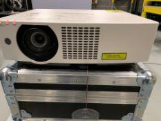 Panasonic PT-VMZ60 WUXGA 6K Lumen Laser Solid Shine Projector.VERY LOW USAGE Running Time ONLY 56