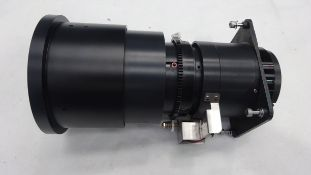 Christie 0.8 Short Throw Lens C/W Explorer Case