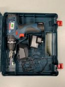 """Bosch 12 Volt drill ( Used for the Heavy Duty Stand - """"Screen Stalk """" see Lot no 22) GSB Cordless"""