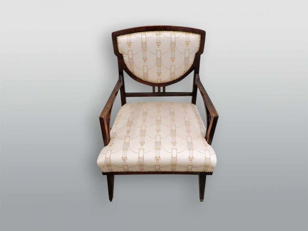 Lot 359 - Jugendstil-Sessel