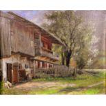 Franz Quaglio, 1844 München - 1920 Wasserburg am Inn