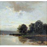 Fritz Halberg-Krauss, 1874 Stadtprozelten - 1951 Prien am Chiemsee