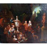 Umkreis Jan Josef Horemans der Ältere, 1682 Antwerpen – 1759 ebenda