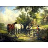 William Shayer, d. Ä., 1788 - 1879 England