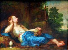 Maria MagdalenaMaria Magdalena Öl/canvas, doubl. Maria Magdalena, mit
