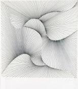 Angel Duarte1930 - 2007Composition cinetiqueSiebdruck auf Papier; H 300 mm, B 300 mm; s