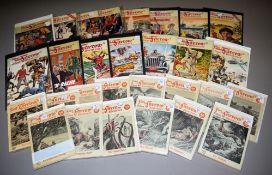 Jörn Farrow's, Volksverlag, 50 Hefte, Z 1-2<br