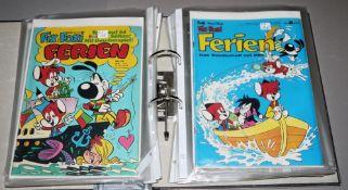 Fix und Foxi Sonderhefte, Ehapa, 26 Hefte, Z 2-3, 1960 - 1974