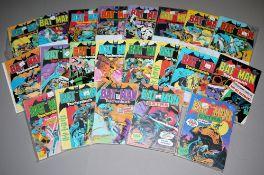 Batman, Ehapa Vlg., 23 Hefte und Extra Nr. 4+5, Z 1-2