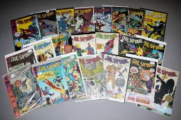 Die Spinne, Marvel / Williams, 37 Hefte, Z 1-2, ab 1974