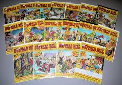 Buffalo Bill, Bastei, 32 Hefte, Z 1-2