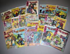 Die Spinne, Marvel / Williams, 64 Hefte, Z 1-2
