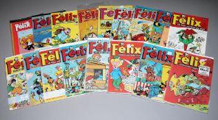 Felix, Bastei Verlag, 24 Hefte zwischen Ausgabe Nr. 300-600 & Sonderheft 2, Z 1-2