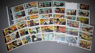 Nick - Der Ranger & Kit - Der Weltraumfahrer, Lehning Vlg., 74 Piccolo-Hefte, Z 1-2