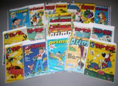 PRIMO Z 1-2 & TIP TOP Z 1-3, Gevacur / Kauka, 30 Hefte, 1972-1974 u. ab 1966