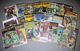Die Spinne, Marvel / Williams, 37 Hefte, Z 1-3, ab 1974