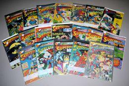 Superman, Ehapa 33 Hefte, 1974-82, Z 1-2