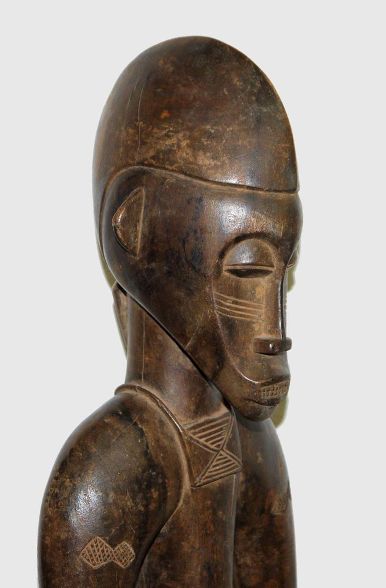 """Rhythmus-Stampfer """"Siibele"""" der Senufo, Mali/Elfenbeinküste - Bild 2 aus 3"""