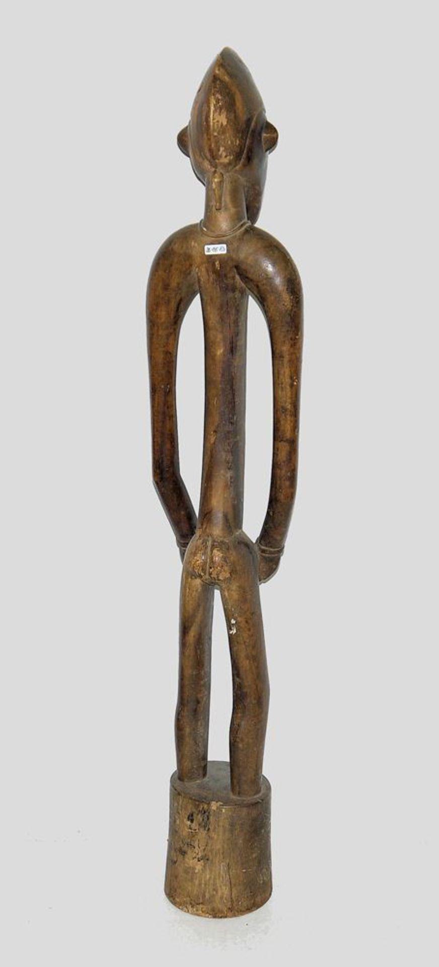 """Rhythmus-Stampfer """"Siibele"""" der Senufo, Mali/Elfenbeinküste - Bild 3 aus 3"""