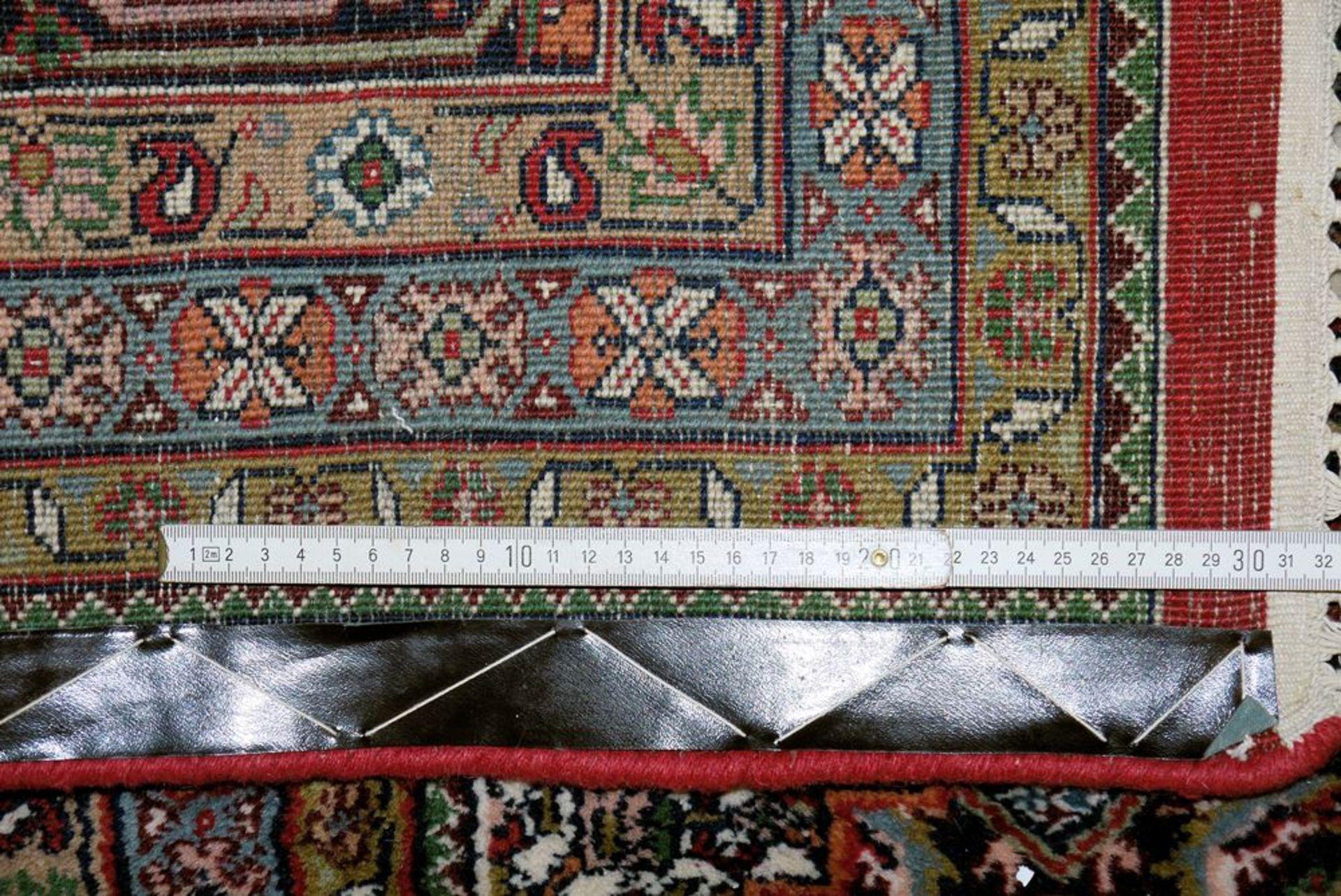 Paar große Orientteppiche Indo-Bidjar & kleiner Läufer, Bidjar, Persien - Bild 4 aus 5