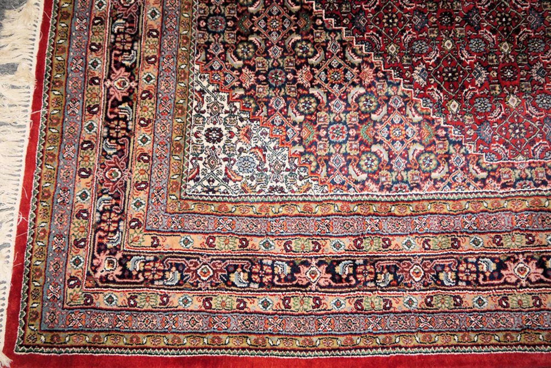Paar große Orientteppiche Indo-Bidjar & kleiner Läufer, Bidjar, Persien - Bild 2 aus 5