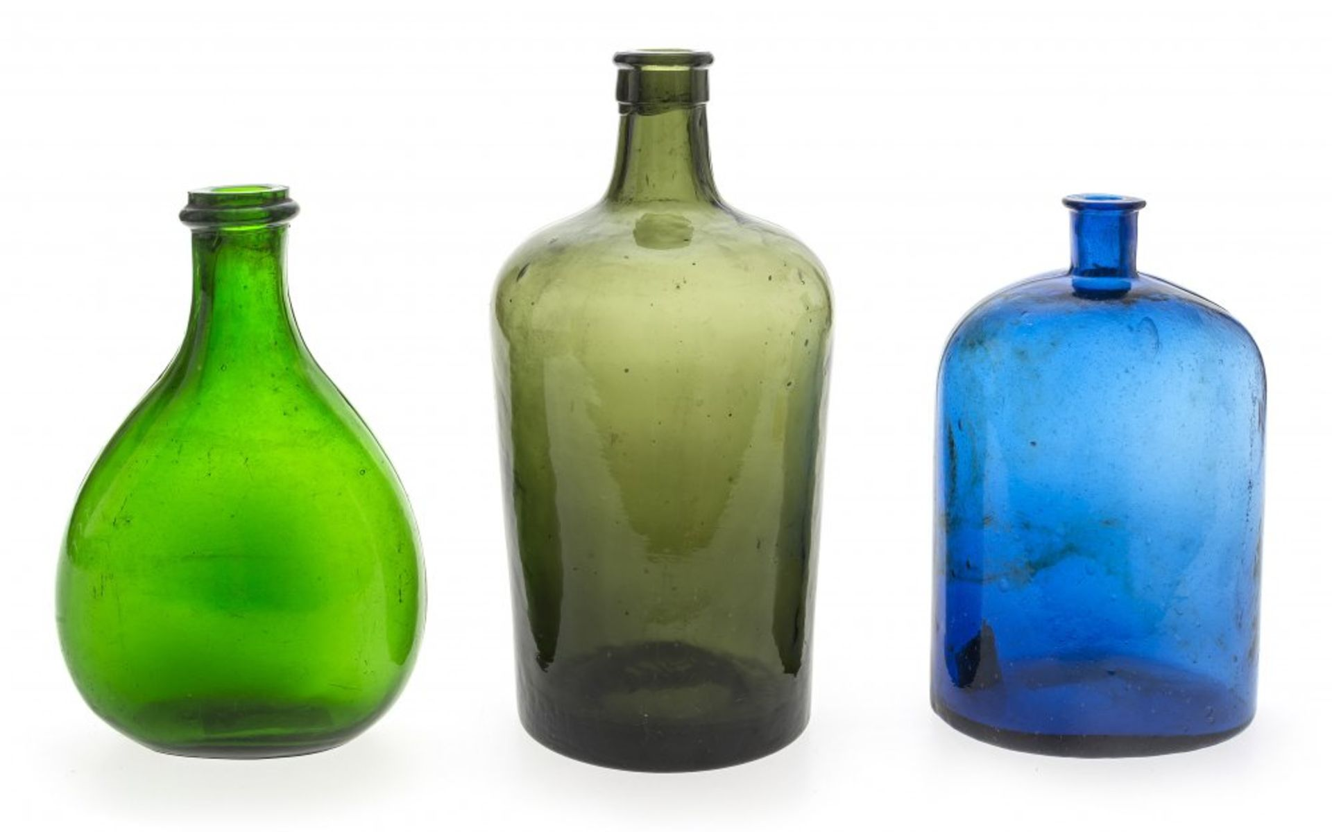 Los 48 - Drei Flaschen