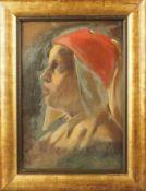 Gemälde Damenportait<