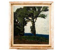 Gemälde Schweizer Landschaft