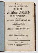 Sammelband mit drei Kochbüchern vom Anfang des 19. Jhs. über Sammelband mit drei Kochbüchern vom