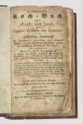 """""""Vollständigstes Koch-Buch für Stadt und Land, für Deutsche,""""Vollständigstes Koch-Bu"""
